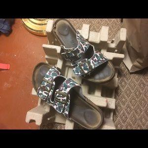 BAPE Sandals